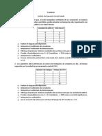 EXAMEN I - Anàlisis de Regresiòn Lineal Simple