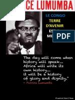 Le Congo Terre d'Avenir  par Patrice Emery Lumumba