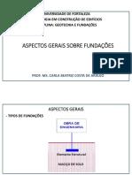 2. Aspectos Gerais Sobre Fundações