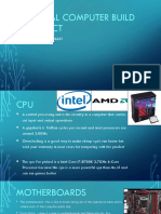 virtual computer build project