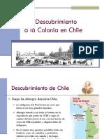 Descubrimiento a Colonia en Chile