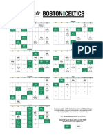 201819 Nbc s Boston Celtics Schedule