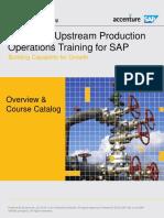 Accenture UPO Training Course Catalog Dates