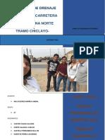 Informe Final de Drenaje