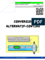 Conversion Alternatif Continu
