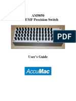 AM9050 User's Guide
