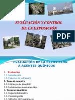 Tema 4 Evaluación y Control de La Exposición