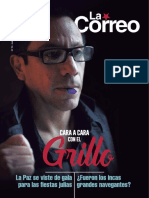 """Revista """"La Correo"""" No. 76 - Julio, 2018."""