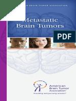 metastaic brain tumor