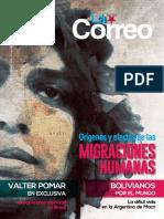 """Revista """"La Correo"""" No. 79 - Octubre, 2018."""