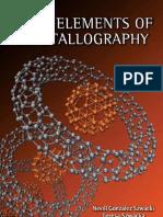 Basic Elements of Crystallography