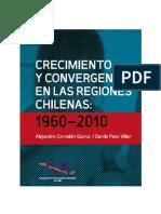 Versión Final Libro Crecimiento y Convergencia en Las Regiones Chilenas. 1960-2010.