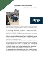 Conceptos Para Entender El Proceso de Descolonización