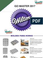 Catalogo Wilton 2017