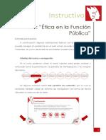 1. Instructivo_Ética
