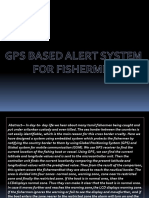 Mc for Border Alert to Fishermen