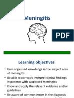 Meningitis Slides