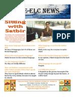 ELC News, Fall 1 2010