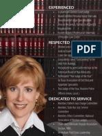 Judge Caroline Baker Card
