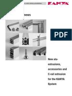 KANYA PVS Product News - Summer 2010