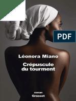 Crepuscule Du Tourment 1 - Leonora Miano