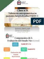 CLASE N°9. ANTROP HOSPITALIZADOS PARTE 2. 201820