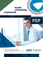 Master Direccion Comercial y Marketing