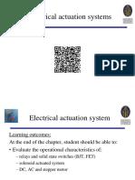 6 Electrical Actuators