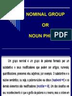 Noun Group