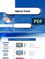 Optical Touch