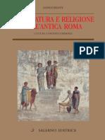 Denis Feeney Letteratura e Religione Nell'Antica Roma Salerno 2015
