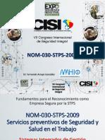 Diagnostico en Seguridad Nom 030 Stps Fernando Araujo.docx