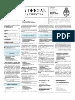 Boletin Oficial 15-10-10 - Tercera Seccion