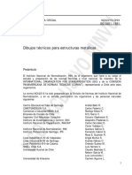 NCh 2219_1993_Dibujos Técnicos Para Estructuras Metálicas (2)