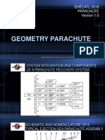 Geometry Parachute