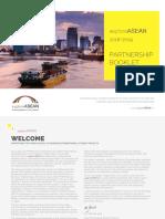 partnership booklet exploreasean 2018 - 2019