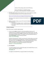 Aix Fix Package Installation Procedure