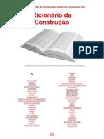 Dicionário Da Construção
