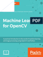 Beyeler M. - Machine Learning for OpenCV - 2017