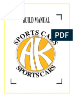 AC COBRA 427 Build Manual