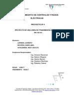 Proyecto transmisión en 132 kV
