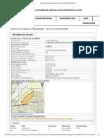 Información Predial en Unipropiedad 3540511