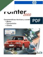 Pointer Motor Transmision