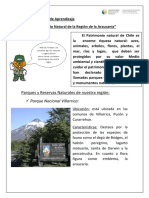 Guía de Aprendizaje Parques Nacionales