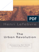 Henri Lefebvre the Urban Revolution