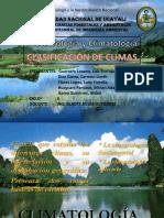 clasificacion de climas del mundo