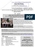 Cox News Volume 8 Issue 15