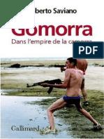 Gomorra, Dans l'Empire de La Camorra - Robert Saciano