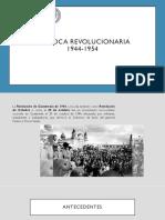 La Época Revolucionaria