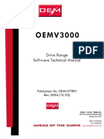 Drive Data Warning Code Mv3000